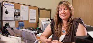 Diane Wallis, Administrative Assistant